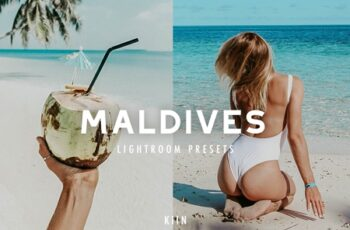 MALDIVES TROPICAL LIGHTROOM PRESETS 4462473 4