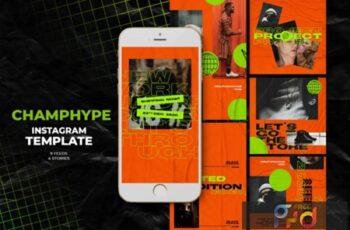 Champhype Instagram Templates 2894561 5