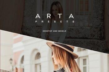ARTA PRG Preset For Mobile and Desktop Lightroom 25558572 4