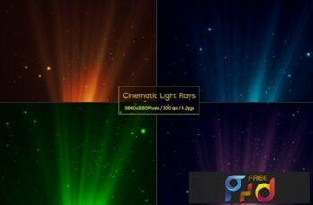 Cinematic Light Rays GSZ9VKP 6