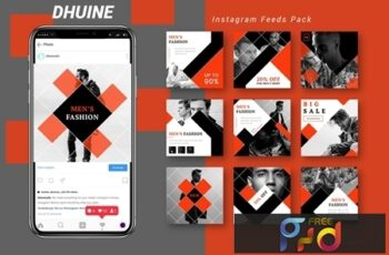 Dhuine - Instagram Feeds Pack XKVPPVV 4
