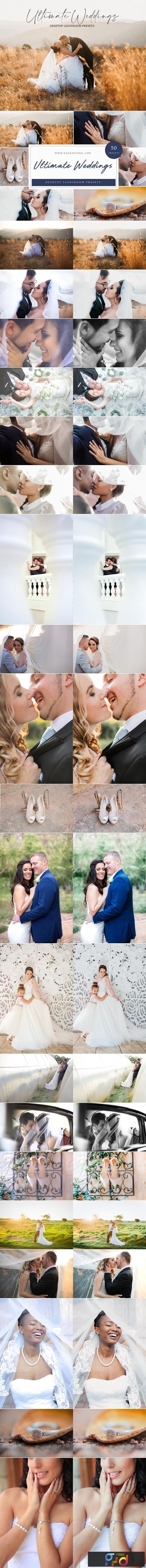 Wedding Lightroom Presets - Ultimate 4469830 1