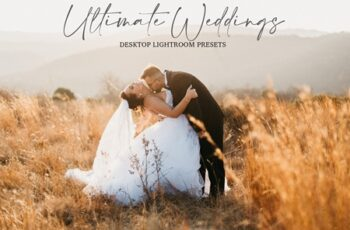 Wedding Lightroom Presets - Ultimate 4469830 8