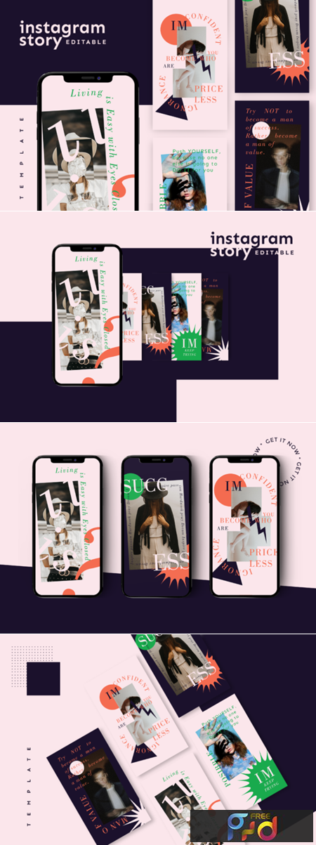 Instagram Story Template 2980996 1