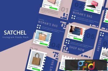 Bags - Instagram Feeds Pack BCFLKX5 3