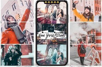 New York Mood Photoshop Actions 25578353 4