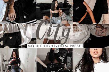 City Mobile Lightroom Presets 4488206 4