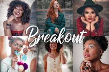 10 Lightroom CC Presets - Breakout 4578518