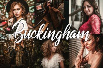 10 Lightroom Presets - Buckingham 3810886 5