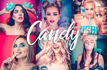 10 Lightroom Presets - Candy 3814103 6