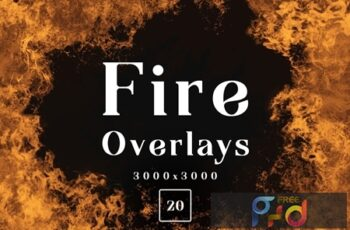 Fire Overlays 82N9P2J 5