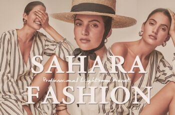 Sahara Fashion Lightroom Preset 4567054 5