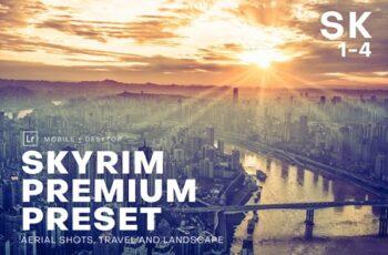 Skyrim High Quality Lightroom Preset 4552498 4