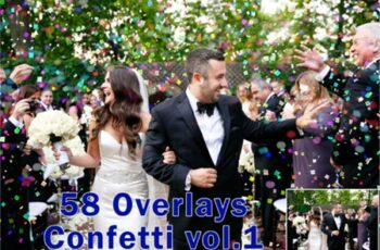 58 Falling Confetti Photo Overlays 2998868 4