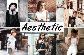 Aesthetic Lightroom Presets Pack V2 4607157 6