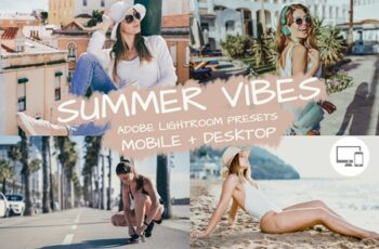 Summer Vibes Lightroom Presets 4487187 3
