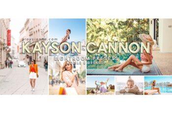 84 Kayson Cannon Presets 4557555 5