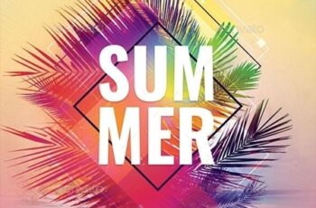 Summer CD Cover Artwork 25793397 2