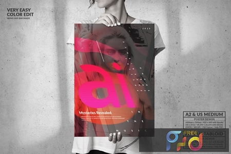Music Party - Big Music Poster Design LTBX9DR 1