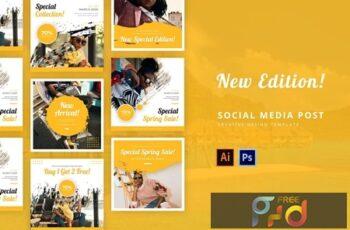 New Edition Social Media Post Template RGKS8HC 6