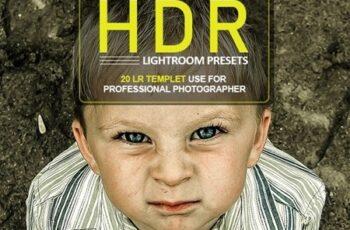 20 Master HDR Lightroom Presets 21787009 3
