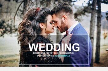 20 Wedding Lightroom Presets 21744805 4