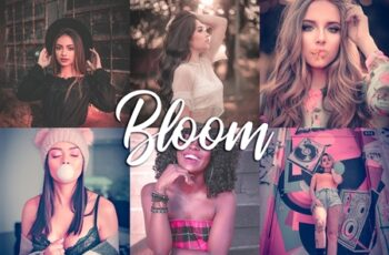 10 Lightroom CC Presets - Bloom 4581788 5