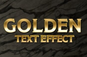 Gold Style Text Effect Mockup on Marble Background 324637045 4