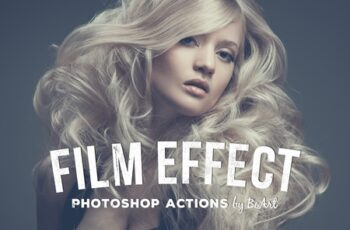 Film TECHSETS - Photoshop Actions 4580068 4