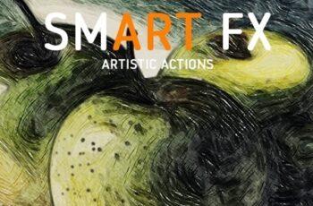 Smart-FX Artistic Actions 25691342 2