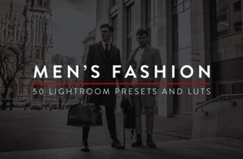 50 Mens Fashion Lightroom Presets and LUTs 4546717 3