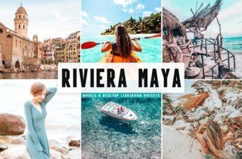 Riviera Maya Mobile & Desktop Lightroom Presets 4639094 5