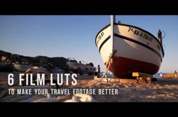 Travel film LUTs 2045142