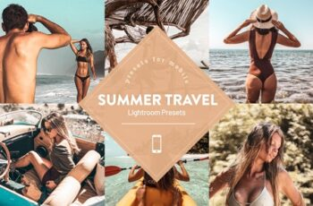 Summer Travel Lightroom Presets 4593837