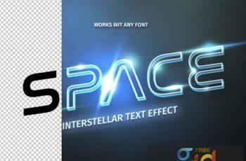Futuristic Text Effect 322370858 5