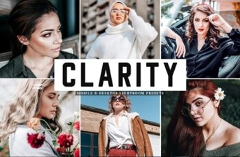 Clarity Lightroom Presets Pack 4651228 6