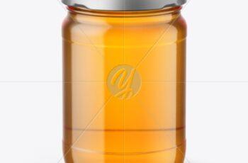Honey Jar Mockup 56347 6