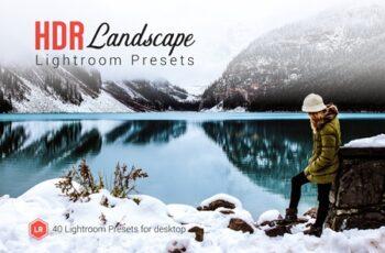 HDR Landscape Lightroom Presets 4594539 4