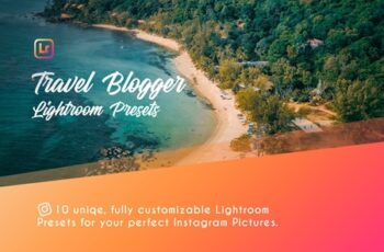 Travel Blogger LR - Presets 4494089 16
