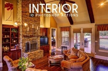 10 Interior Color Photoshop Actions 25817627 5