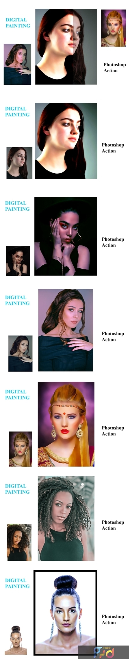 Digital Painting Photoshop Action 4557382 1
