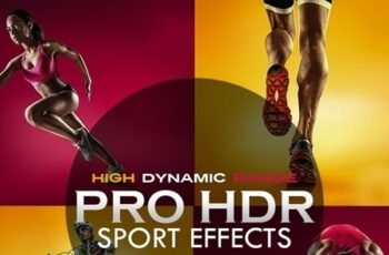 PRO HDR Photoshop Actions 25842201 3