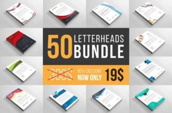 Letterheads Big Bundle 3016201 8