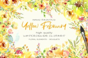 Watercolor Flowers 3016297 7