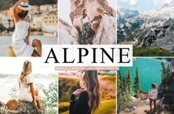 Alpine Lightroom Presets Pack 4664225 6
