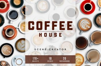 Coffee House Scene Creator 01 4050550 3