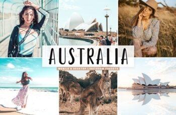 Australia Lightroom Presets Pack 4664168 4