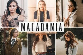 Macadamia Lightroom Presets Pack 4666998 7