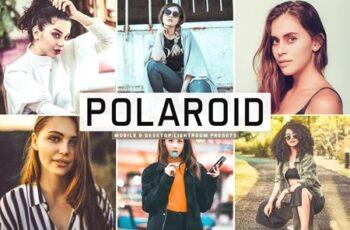 Polaroid Lightroom Presets Pack 4664528 2