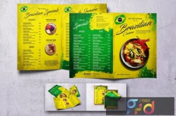 Brazilian Food Menu Bundle GVUB8EZ 5